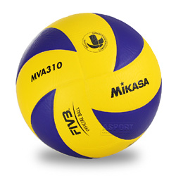 Piłka siatkowa, na halę, FIVB Approved MVA 310 Mikasa