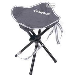 Krzesełko turystyczne, campingowe, składane KingCamp