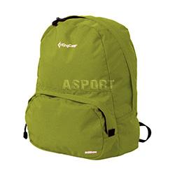 Plecak szkolny, sportowy MINNOW 20L zielony KingCamp