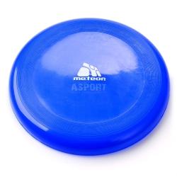 Talerz latający frisbee 228 mm niebieski Meteor