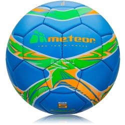 Piłka nożna, treningowa, rozmiar 4 360 MAT HS niebieska Meteor