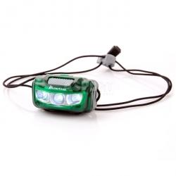 Czołówka, latarka czołowa + baterie LIGHT Meteor