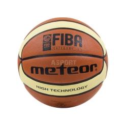Piłka do kosza, treningowa FIBA 7 Meteor