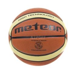 Piłka do kosza treningowa rozmiar 5 Meteor