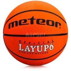Piłka do kosza LAYUP 6 Meteor