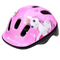 Kask rowerowy dla dziecii MV6-2 PONY Meteor