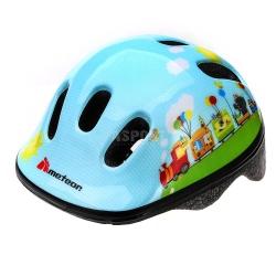 Kask ochronny, dziecięcy, rowerowy, na rolki, wrotki MV6-2 TRAIN