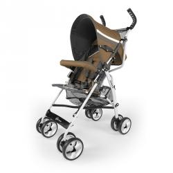 Wózek dziecięcy, spacerowy JOKER 2013 BROWN Milly Mally