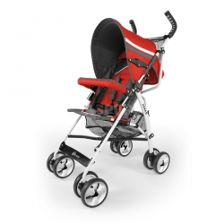 Wózek dziecięcy, spacerowy JOKER 2013 RED Milly Mally