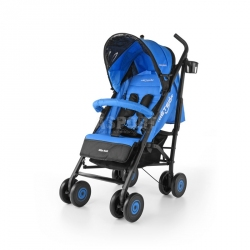 Wózek dziecięcy, spacerowy, od 6 miesięcy METEOR BLUE Milly Mally