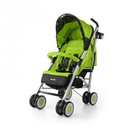 Wózek dziecięcy, spacerowy, od 6 miesięcy METEOR GREEN Milly Mally
