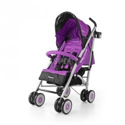 Wózek dziecięcy, spacerowy, od 6 miesięcy METEOR PURPLE Milly Mally
