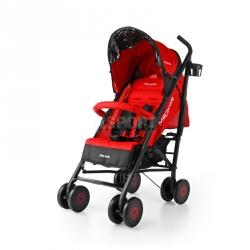 Wózek dziecięcy, spacerowy, od 6 miesięcy METEOR RED Milly Mally