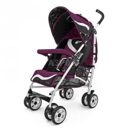 Wózek dziecięcy, spacerowy, od 6 miesięcy RIDER NEW PURPLE Milly Mally