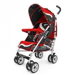 Wózek dziecięcy, spacerowy, od 6 miesięcy RIDER NEW RED Milly Mally