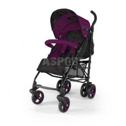 Wózek dziecięcy, spacerowy, od 6 miesięcy ROYAL PURPLE  Milly Mally