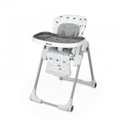 Krzesełko do karmienia + leżaczek do 3 lat MILANO JUMBO Milly Mally