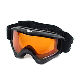 Gogle narciarskie, damskie, dzieci�ce, filtr UV, Anti-Fog RACKET Mivida