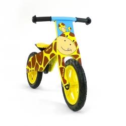 Rowerek biegowy dziecięcy DUPLO ŻYRAFA Milly Mally