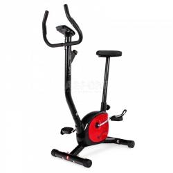 Rower mechaniczny VINTAGE czarno-czerwony Sapphire