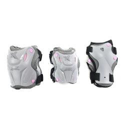 Ochraniacze damskie na nadgarstki, �okcie, kolana H508 Nils