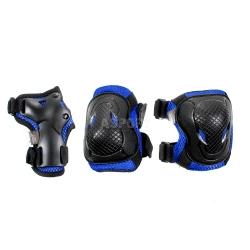 Ochraniacze na nadgarstki, łokcie, kolana H303 DARK BLUE Nils