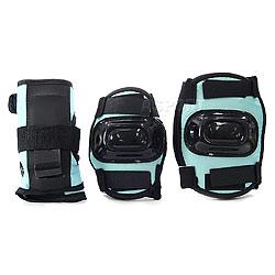 Ochraniacze dzieci�ce na nadgarstki, �okcie, kolana H108 BLUE