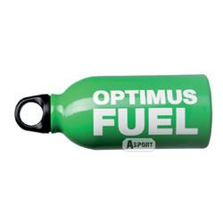 Pusta butelka na paliwo płynne 0,4l Optimus