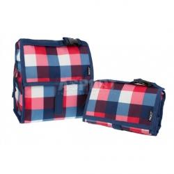 Torba termiczna, lodówka turystyczna, składana LUNCH BAG 4,4l PackIt