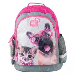 Plecak szkolny, dziecięcy 42x29 cm STUDIO PETS 116 Paso