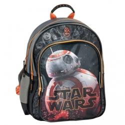 Plecak szkolny, dziecięcy 37x29 cm STAR WARS 090 Paso