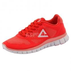 Buty do biegania, na jogging, sportowe, damskie E41308H czerwone Peak