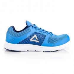 Buty do biegania, sportowe, m�skie E43443H niebieskie Peak