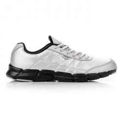 Buty do biegania, na jogging, sportowe, męskie E44961H szare Peak