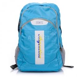 Plecak szkolny, sportowy, miejski B142250 22L niebieski Peak