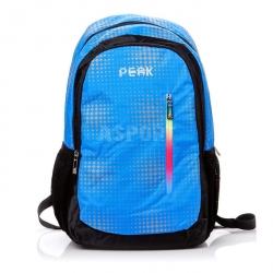 Plecak szkolny, sportowy, miejski B141070 26L niebiesko-czarny Peak