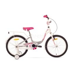 """Rower dzieci�cy, dziewcz�cy, aluminiowa rama, rozmiar ramy 10"""" DIANA 20 Romet"""