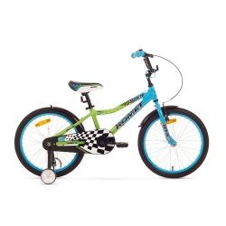 """Rower dzieci�cy, aluminiowa rama, rozmiar ramy 10"""" SALTO 20 Romet"""