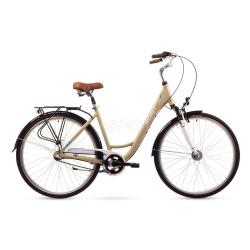Rower miejski, damski, rozmiar ramy 17