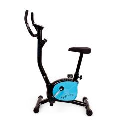 Rower mechaniczny VINTAGE czarno-niebieski Sapphire