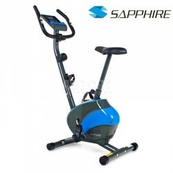 Rower magnetyczny SG-911B FALCON grafitowo-niebieski Sapphire