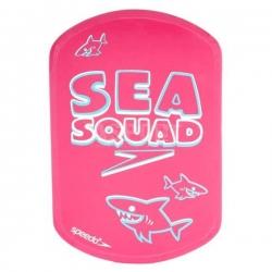 Deska do nauki pływania SEA SQUAD różowa Speedo