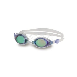 Okulary pływackie, lustrzanki MARINER MIRROR fioletowe Speedo