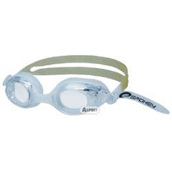 Okulary pływackie SEAL białe Spokey