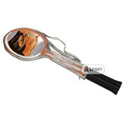 Zestaw do badmintona: 2 rakiety + pokrowiec FIT ONE Spokey