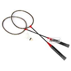 Zestaw do badmintona BADMSET 1 Spokey