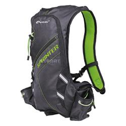 Plecak rowerowy, sportowy, na jogging, wodoodporny 5L Spokey