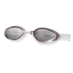 Okulary p�ywackie, damskie, lustrzanki NIMPH WHITE Spokey