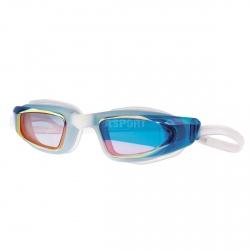 Okulary p�ywackie, lustrzanki ZORO WHITE Spokey