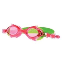 Okulary p�ywackie, dzieci�ce WALLY PINK Spokey